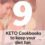 9 Best Keto Cookbooks