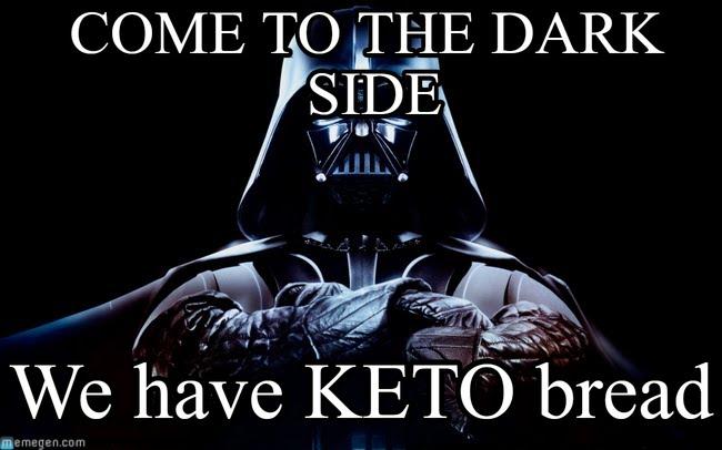 Darth Vader Keto Meme