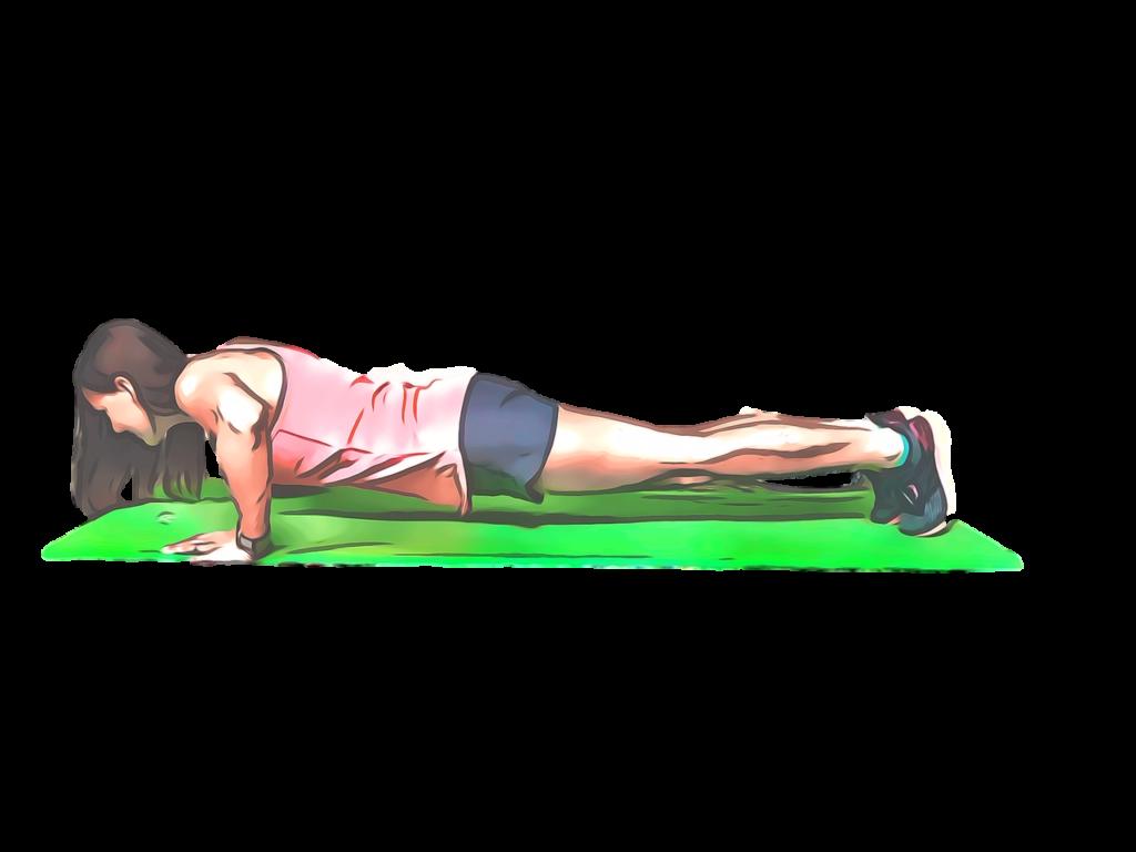 Full Body Push-Up Down