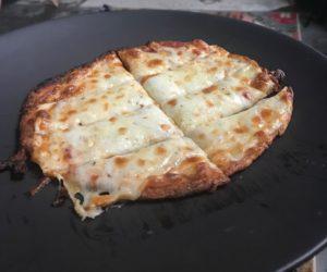 Keto Pizza with Fat Head Dough