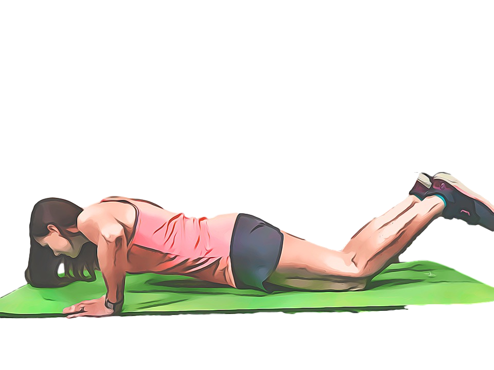 Modified Push-Up Down