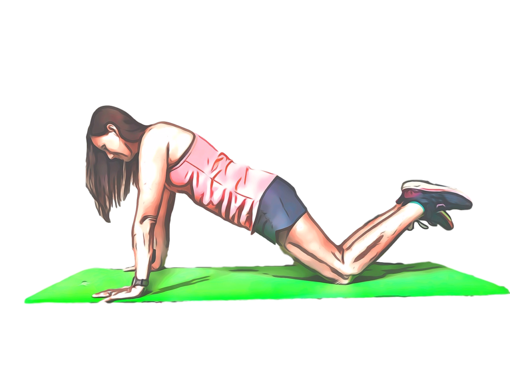 Modified Push-Up Up