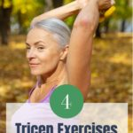 Lose the Bat Wings: 4 Triceps Exercises to Sculpt Your Arms pin 1
