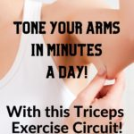 Lose the Bat Wings: 4 Triceps Exercises to Sculpt Your Arms pin 4