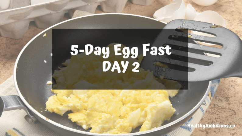 Egg Fast Day 2