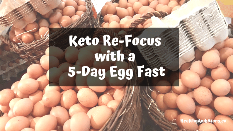 5-Day Egg Fast INTRO