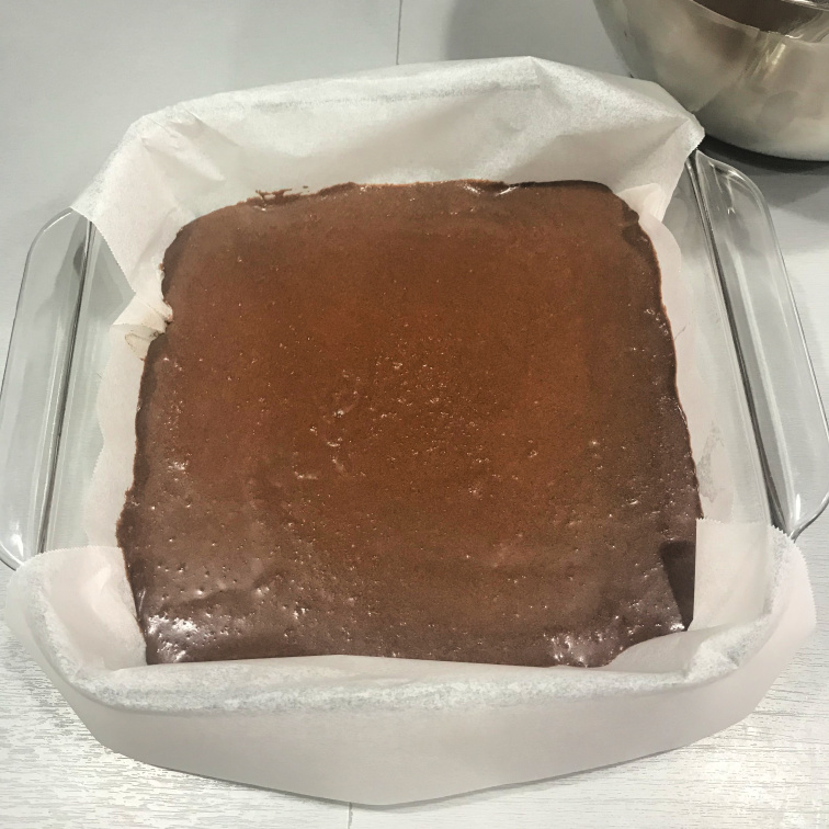Keto Approved Brownie Recipe Baking Dish