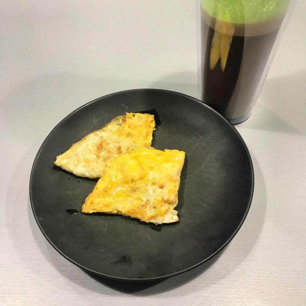 Egg Fast for Keto Diet Breakfast