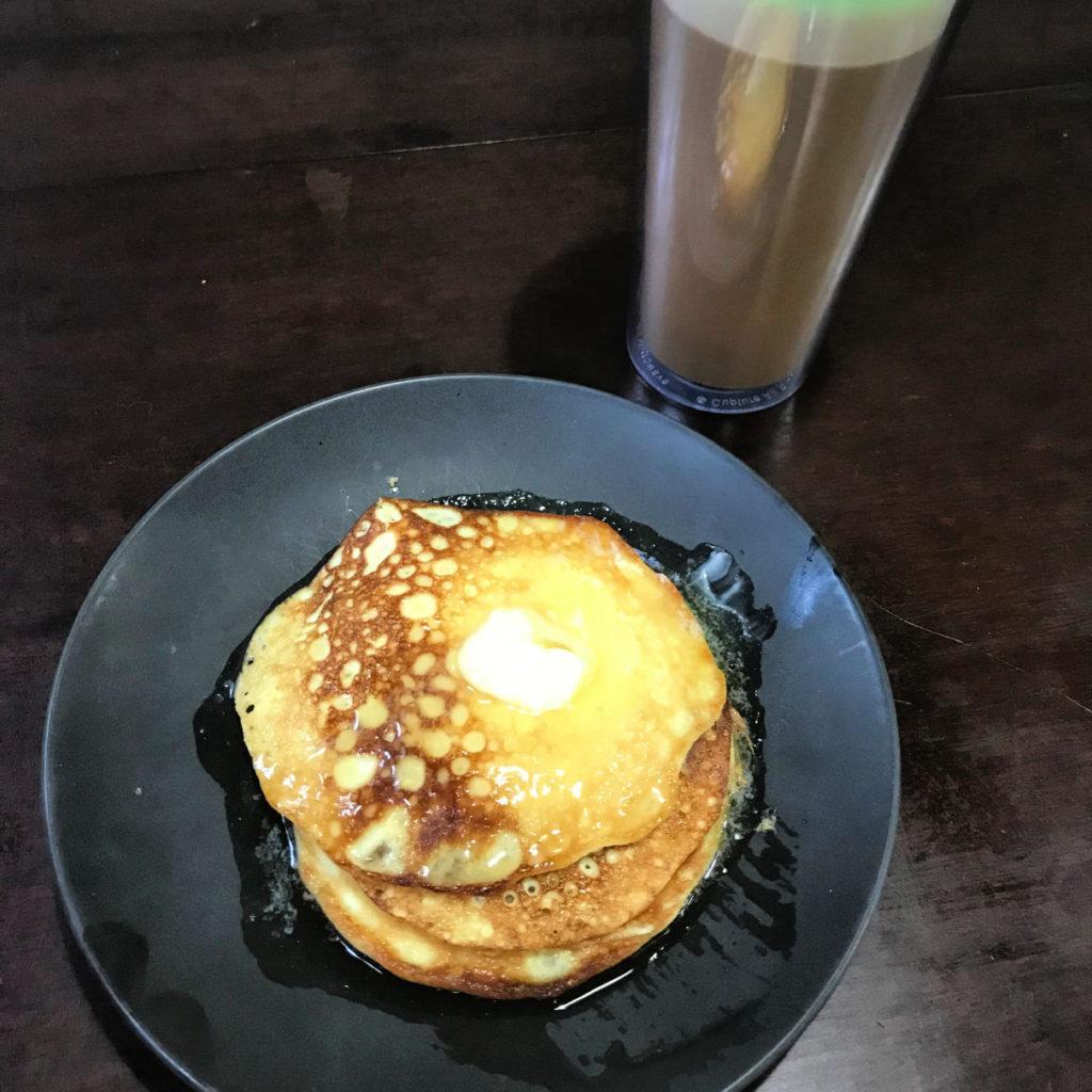 Keto Egg Fast Breakfast