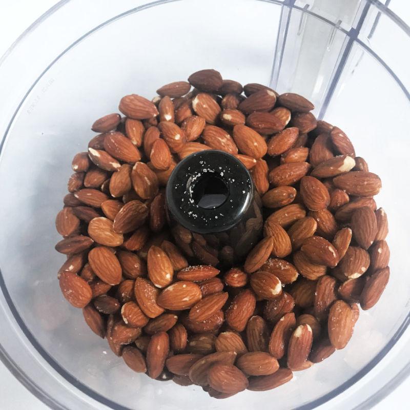 Almond Butter Food Processor