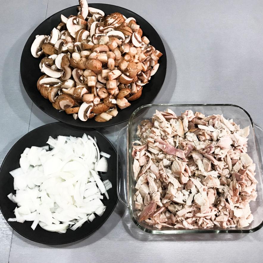 Chicken Soup Keto Ingredients