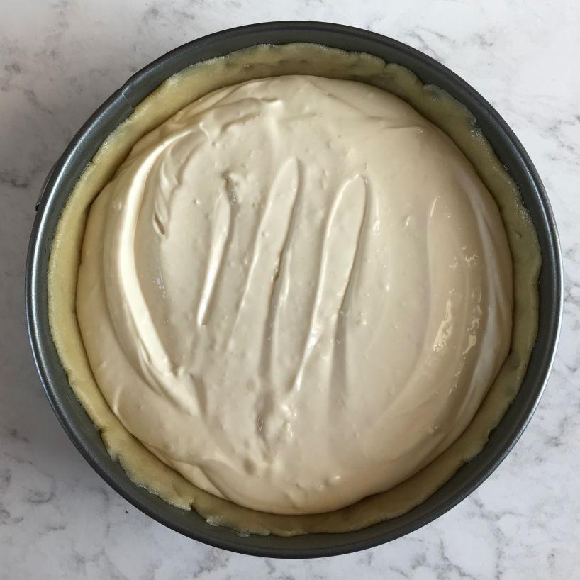 Recipe For Keto Cheesecake Ready To Bake