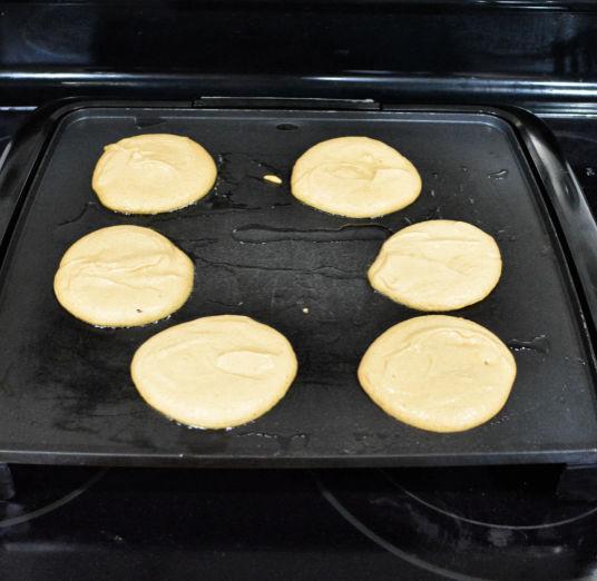 Keto Pumpkin Pancakes Recipe Cooking
