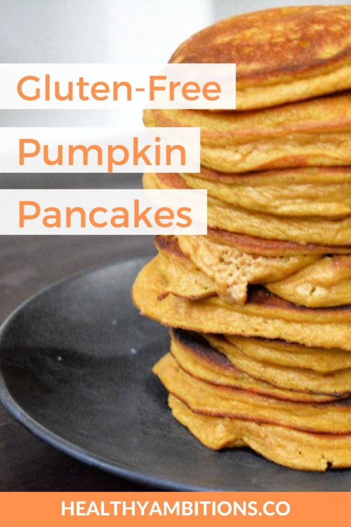 Keto Pumpkin Pancakes Recipe Pinterest Vertical