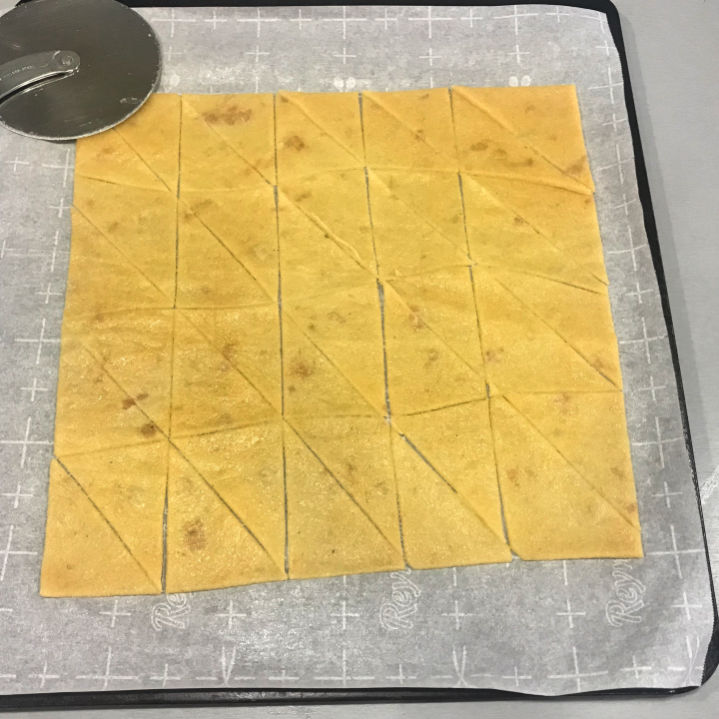 Keto Pita Chips rolled out