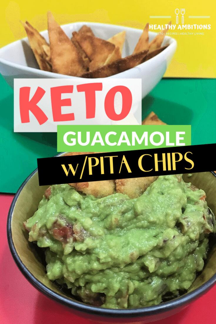Keto Pita Chips Pinterest