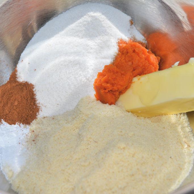Keto Thumbprint Cookies Ingredients