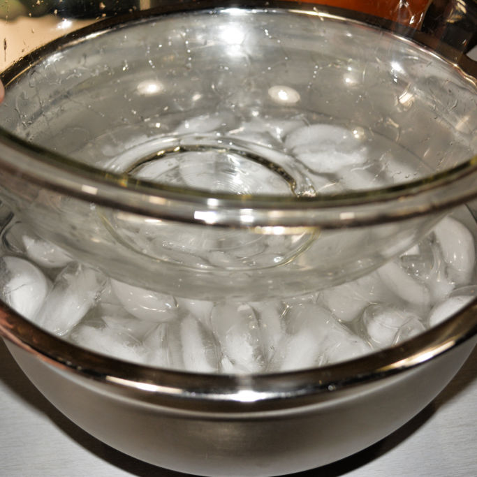 Pumpkin Pie Ice Cream Recipe Ice Bath
