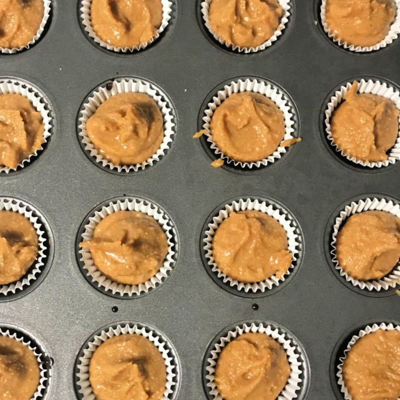 peanut butter layer