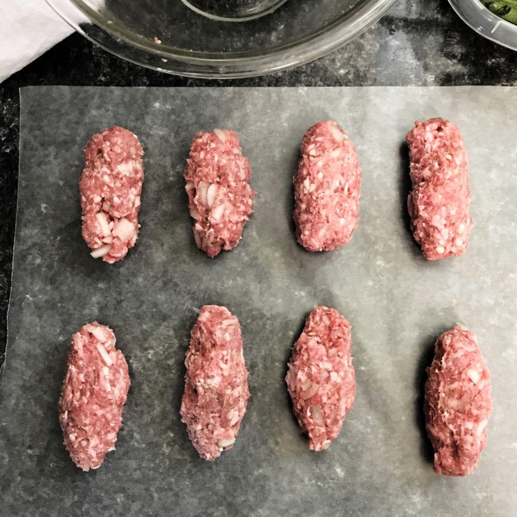 Lamb Kabab Patties