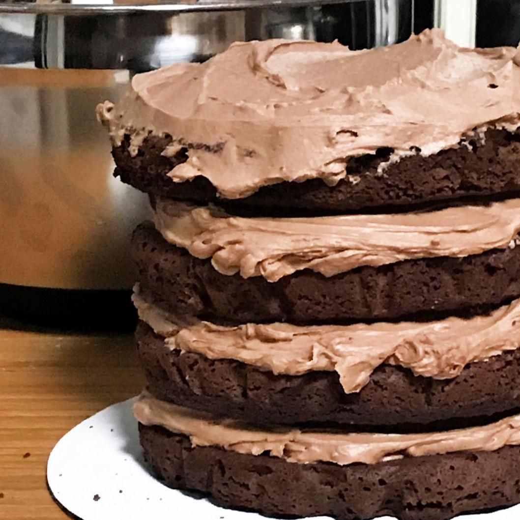layer cake layers