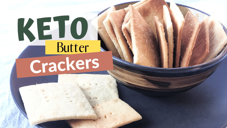 The Best Keto Butter Crackers feature