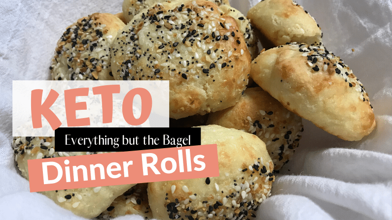 The Perfect Keto Dinner Roll feature photo