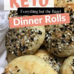 The Perfect Keto Dinner Roll Pin 1