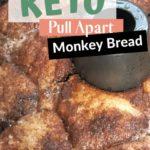 Pull Apart Keto Monkey Bread pin 1