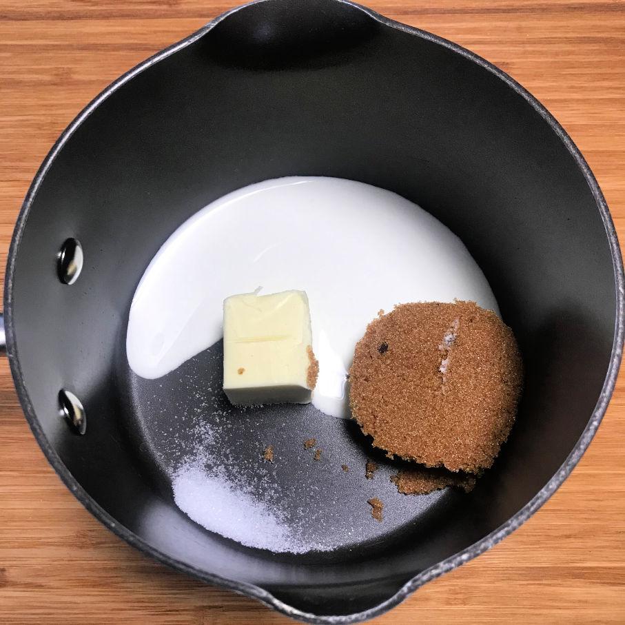Monkey bread sauce