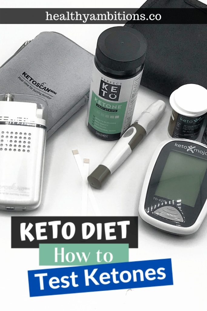 How to Test Your Ketones (3 Different Methods) Pin 1