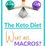 Keto Diet, What are Macros pin 3