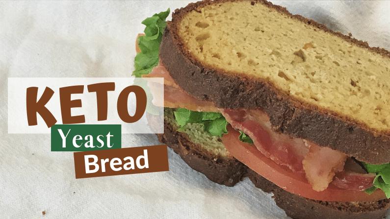 Keto Yeast Bread feature photo