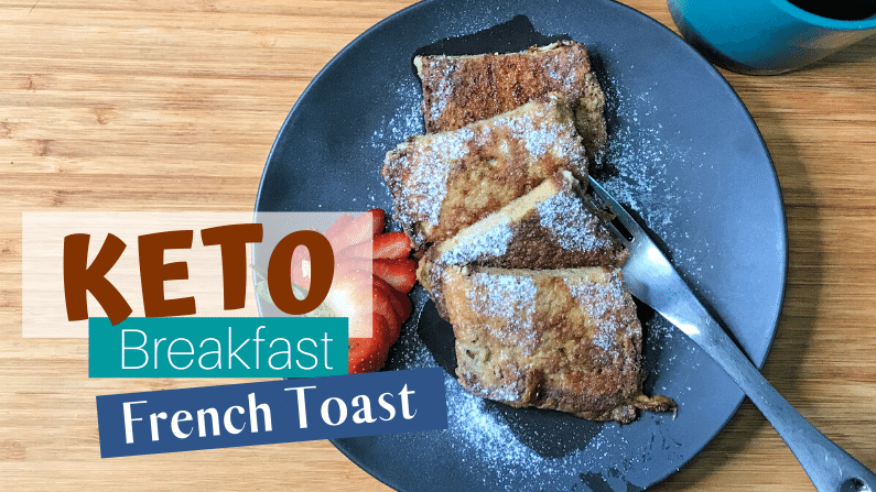 Keto French Toast feature