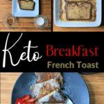 Keto French Toast pin 3