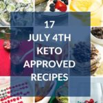 17 of the Best Keto Recipes for 4th of July pin 3