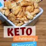 "Keto Cheese Meringue ""Popcorn"" pin 1"