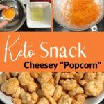 "Keto Cheese Meringue ""Popcorn"" pin 3"