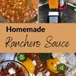 The Best Ranchero Sauce pin 3