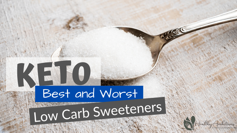 Keto-Approved Low Carb Sweeteners feature image