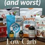 Keto-Approved Low Carb Sweeteners pin 2