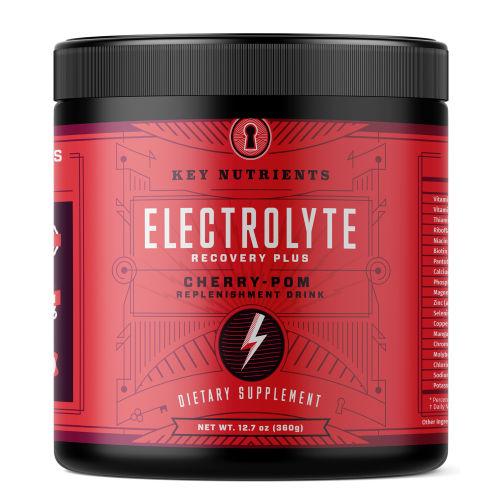 Key Nutrients Cherry Pom Electrolyte Powder