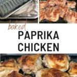 Baked Paprika Chicken