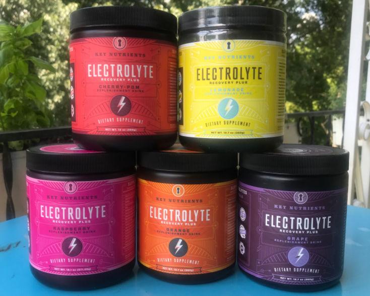Key Nutrients Electrolyte Supplement