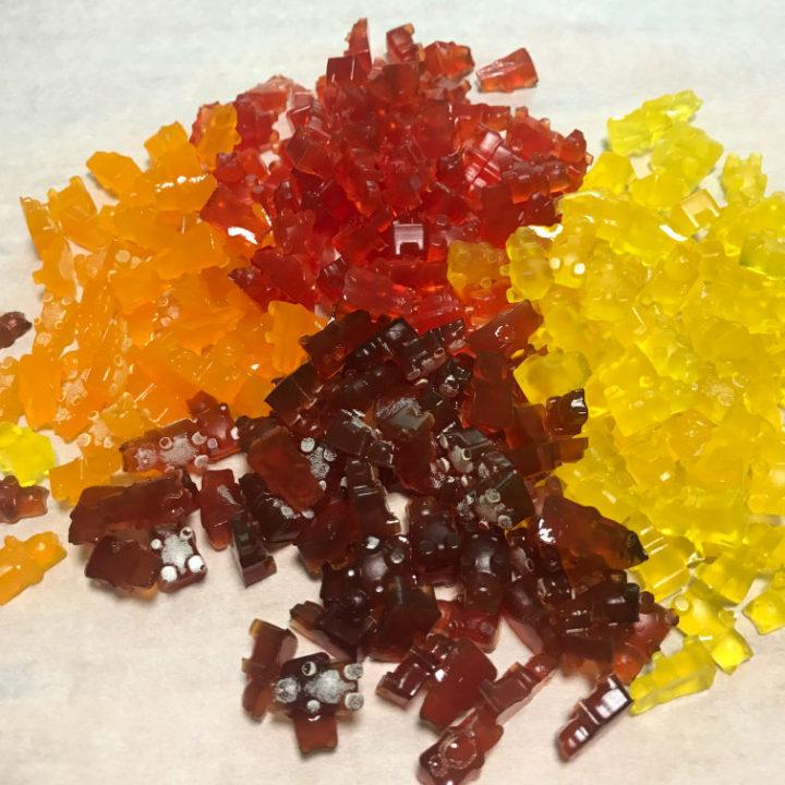 Electrolyte Gummy Bears