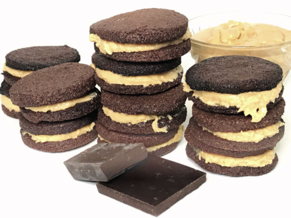 Keto Dessert Roundup Keto Peanut Butter Oreo Cookies