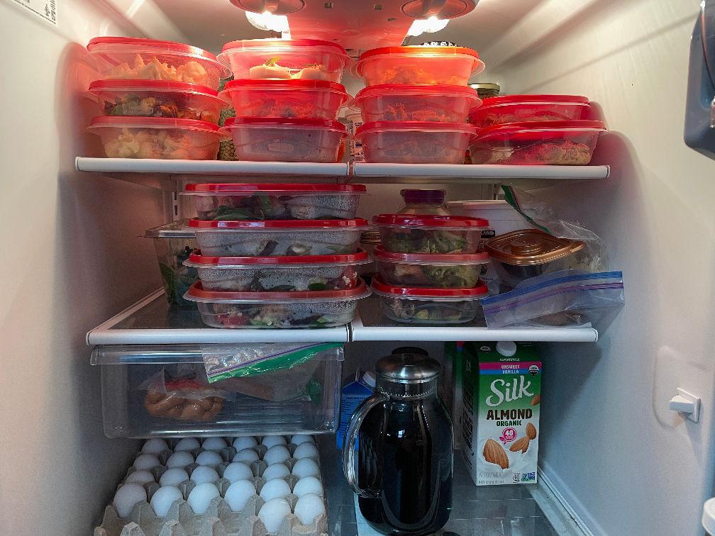 food prep storage