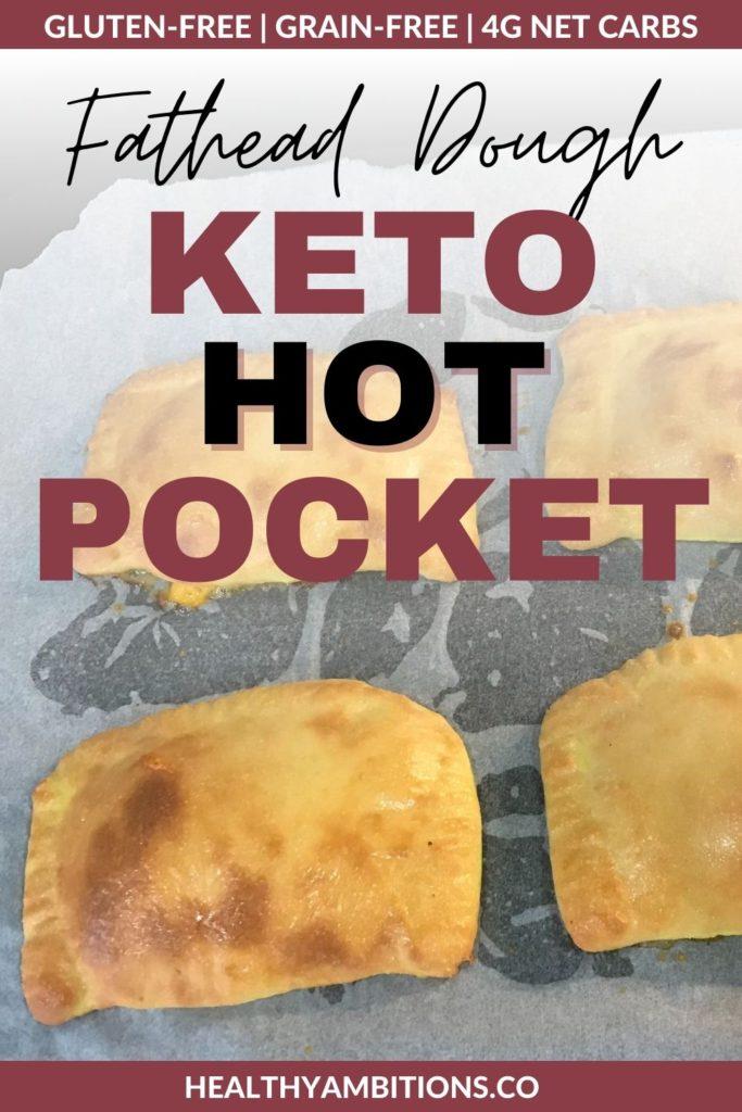 Keto Hot Pocket
