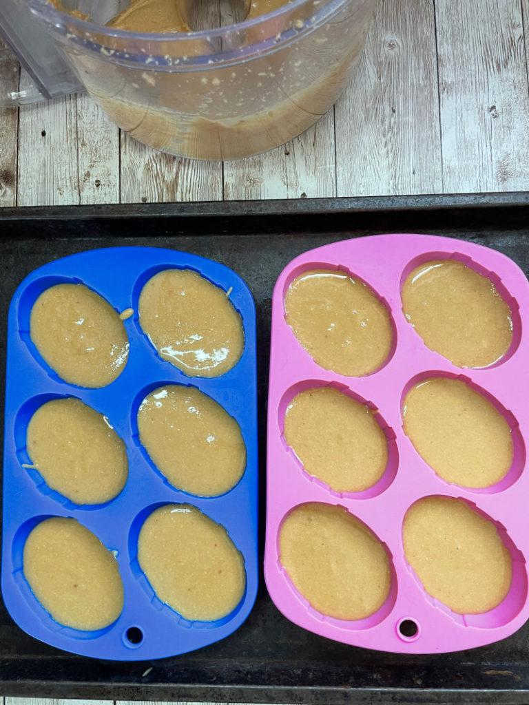 peanut butter eggs molds