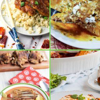 14 Amazing Keto Chicken Thigh Recipes